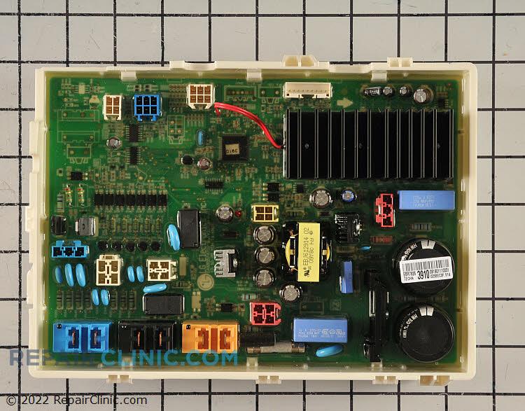 Whirlpool Washer Main Control Board W10480177
