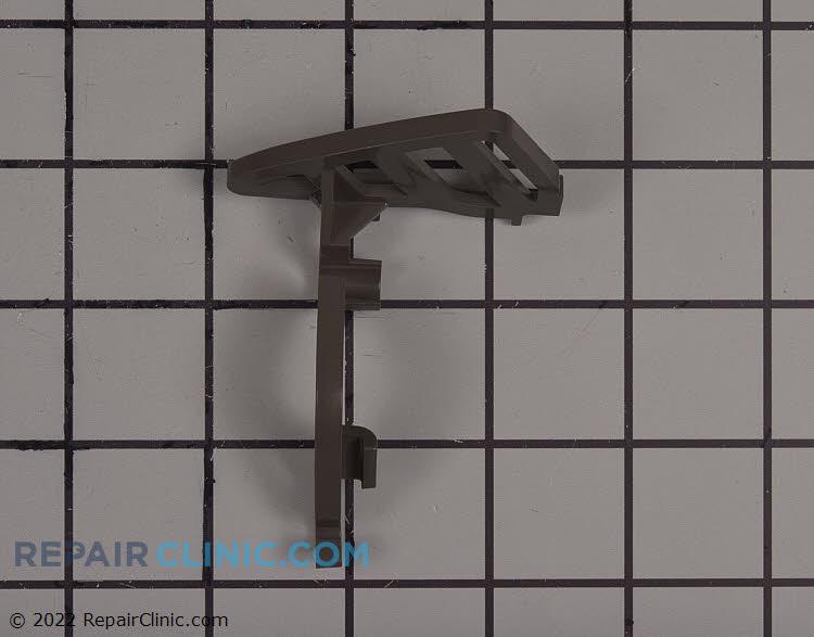 Dispenser guard clip