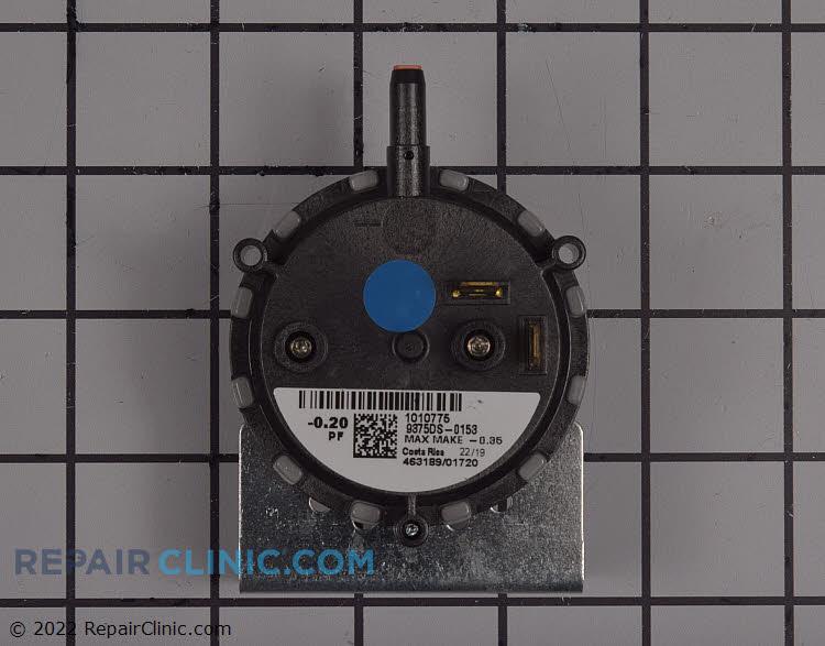 "Pressure switch -0.20""pf spst"