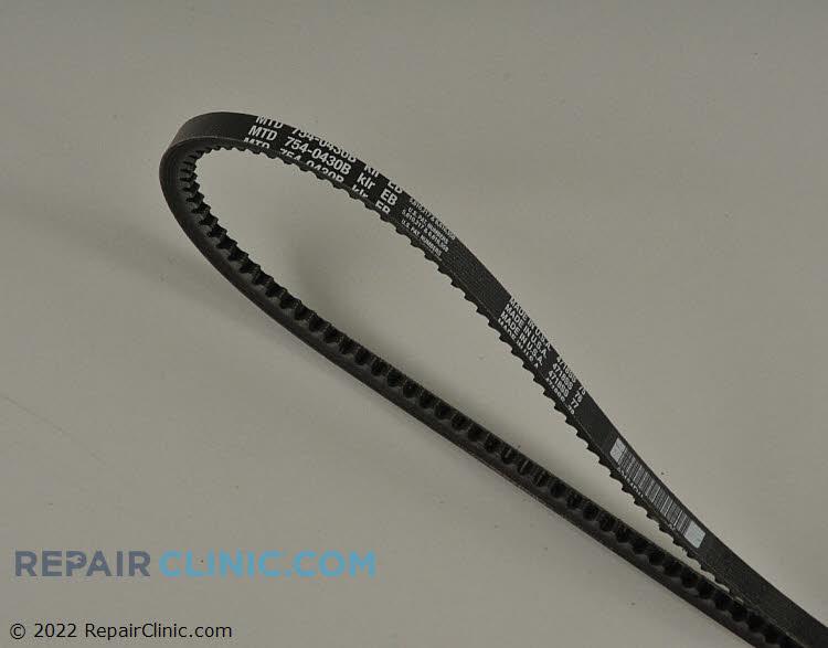 V-belt auger drive
