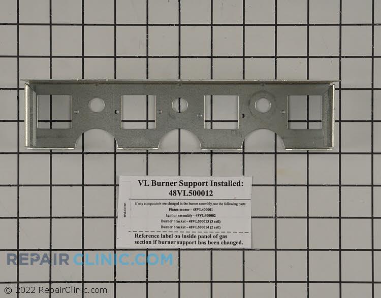 Burner support kit