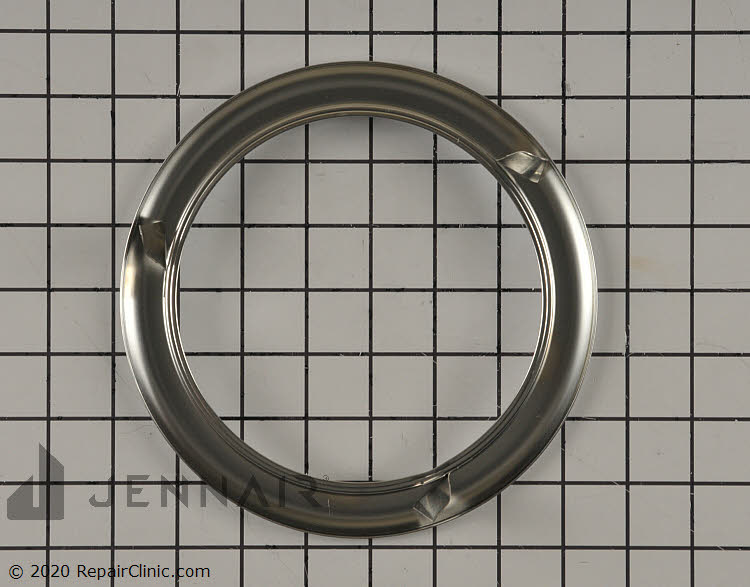 6 Inch Burner Trim Ring WPY707454 Alternate Product View