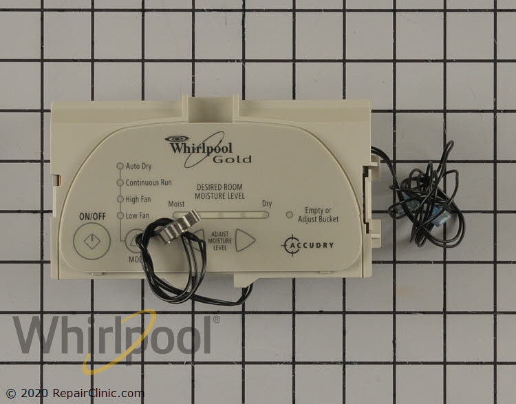 Main Control Board WP1187912 Alternate Product View