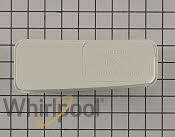 Detergent Container - Part # 4957970 Mfg Part # W11115633