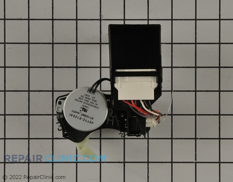 Washing machine mode shift actuator - Item Number WPW10006355
