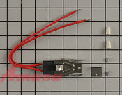 Element Receptacle and Wire Kit - Part # 400645 Mfg Part # 12001676