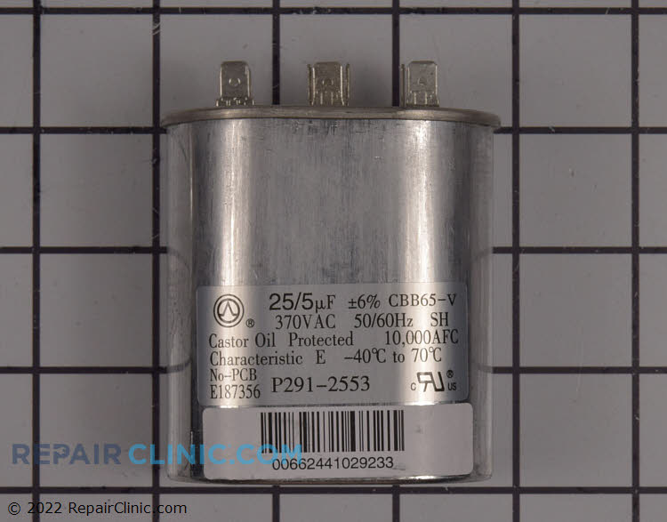 Capacitor dual