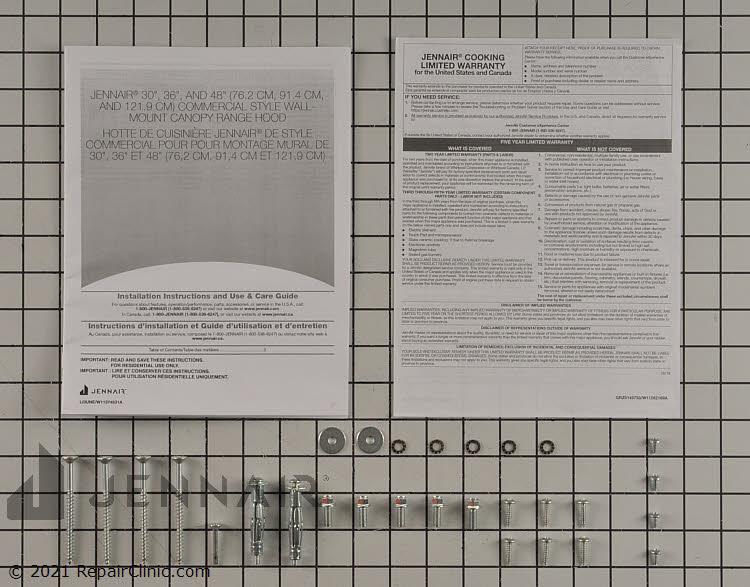 Hardware Kit W10293977       Alternate Product View