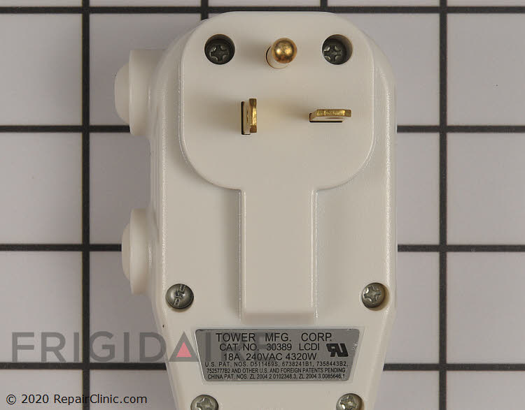 Power Cord 5304483963 Alternate Product View