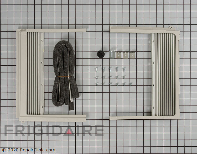 Window Side Curtain and Frame AET73732404 Alternate Product View