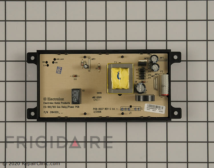 Oven Control Board 5304518661 Alternate Product View