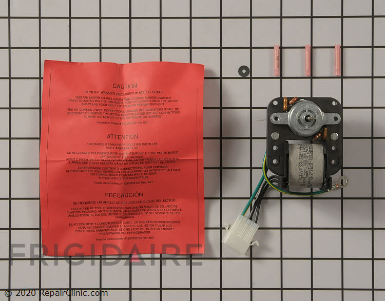 Evaporator Fan Motor 5300158289 Alternate Product View