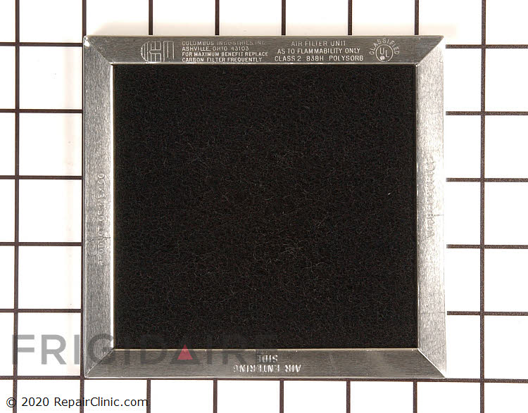 Charcoal Filter 8206230A Alternate Product View