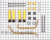 Shipping Bolt Kit - Part # 638305 Mfg Part # 5303937142