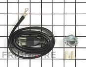 Power Cord - Part # 1394340 Mfg Part # 1024