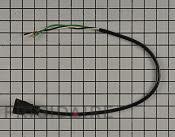 Power Cord - Part # 1173113 Mfg Part # SV03496