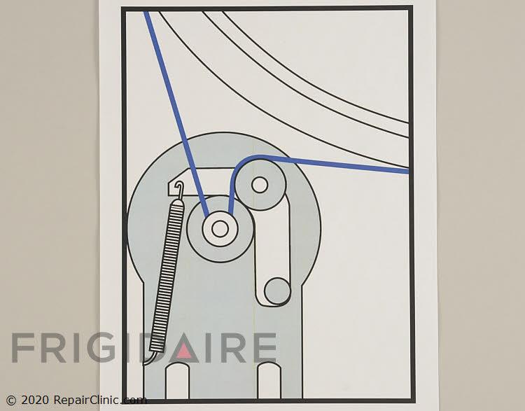 Drive Belt 134503600 Alternate Product View