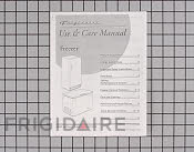 Owner's Manual - Part # 890774 Mfg Part # 216802800