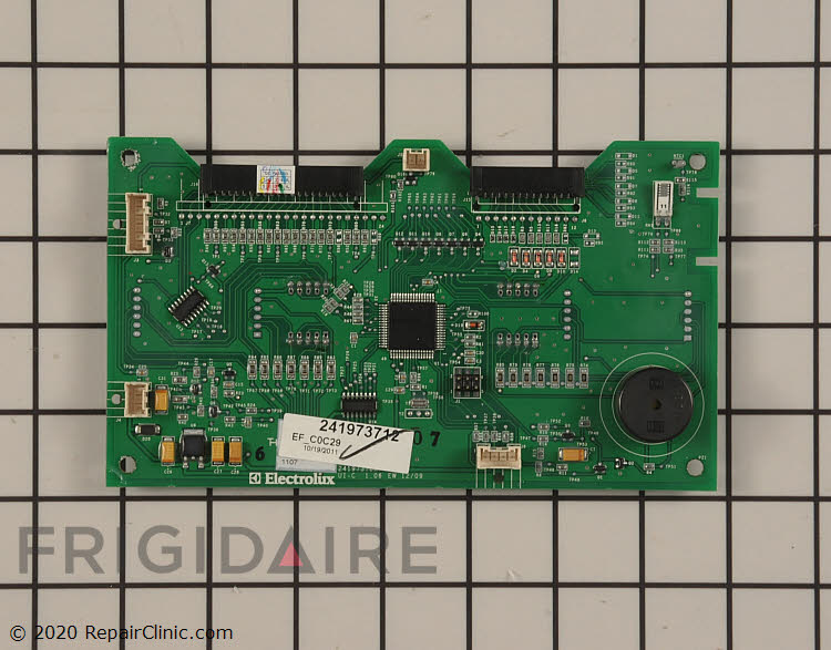 User Control and Display Board 241973712 Alternate Product View