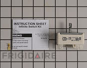 Surface Element Switch - Part # 2786 Mfg Part # WP3149400