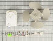 Condenser Fan Motor - Part # 1378525 Mfg Part # W10124096