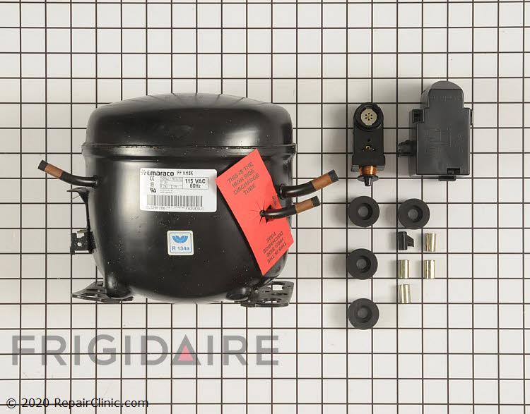 Compressor WR87X10224 Alternate Product View