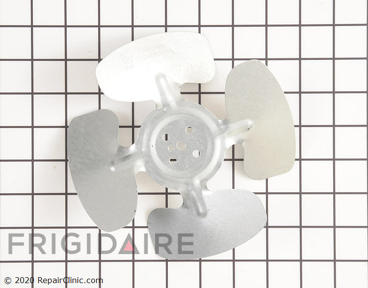 Fan Blade WP12587601 Alternate Product View