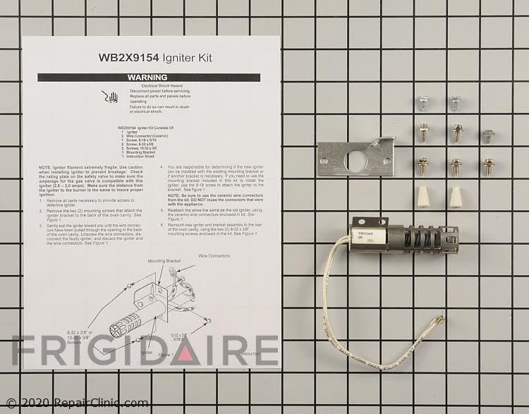 Igniter WB2X9154 Alternate Product View
