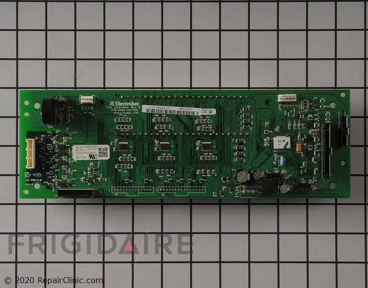 Oven Control Board 316570400 Alternate Product View