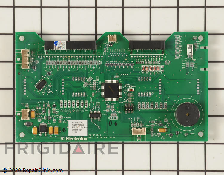 User Control and Display Board 241973711 Alternate Product View