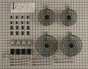Coil Surface Element - Part # 587634 Mfg Part # 4392061