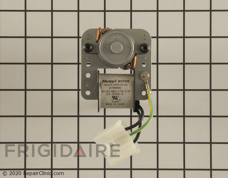Condenser Fan Motor 241696606 Alternate Product View