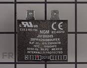 Capacitor - Part # 2689664 Mfg Part # 297286805