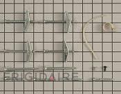 Hardware Kit - Part # 1266801 Mfg Part # 3861W1A043C