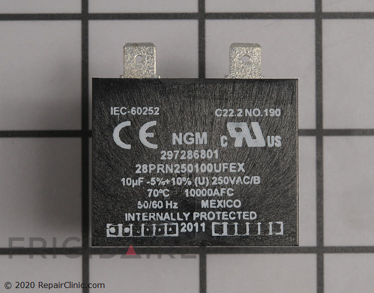 Run Capacitor 297286801 Alternate Product View