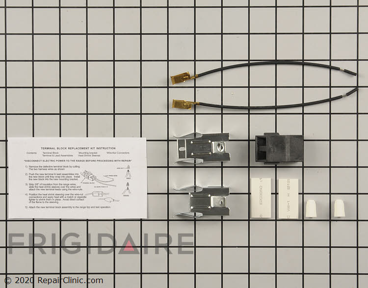 Element Receptacle and Wire Kit 5303935058 Alternate Product View