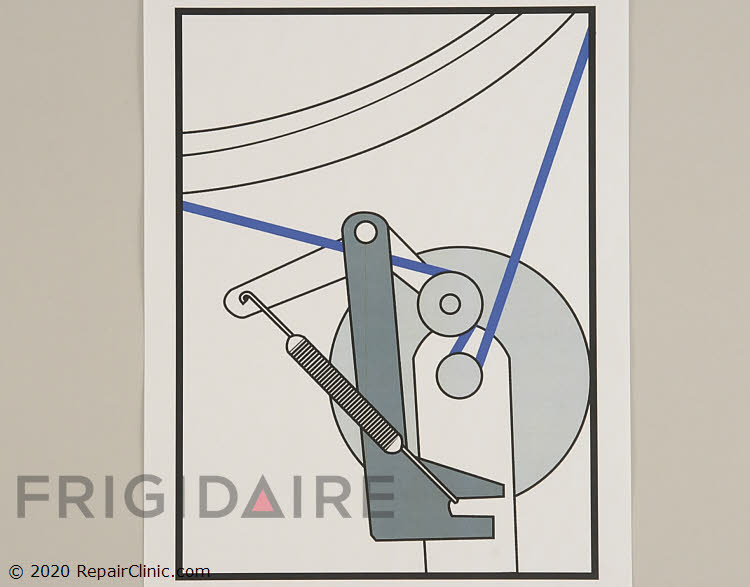 Drive Belt 5307537239 Alternate Product View