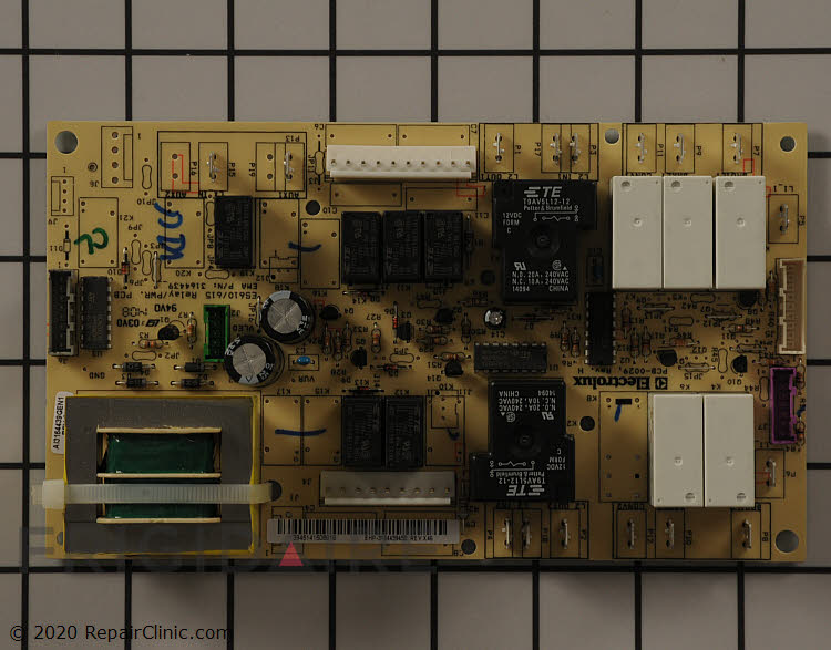 Relay Board 316443945 Alternate Product View
