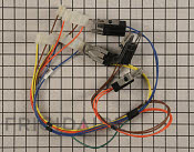 Element Receptacle and Wire Kit - Part # 4931317 Mfg Part # W11396691