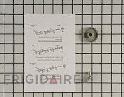 Dishrack Roller - Part # 612977 Mfg Part # 5300809640
