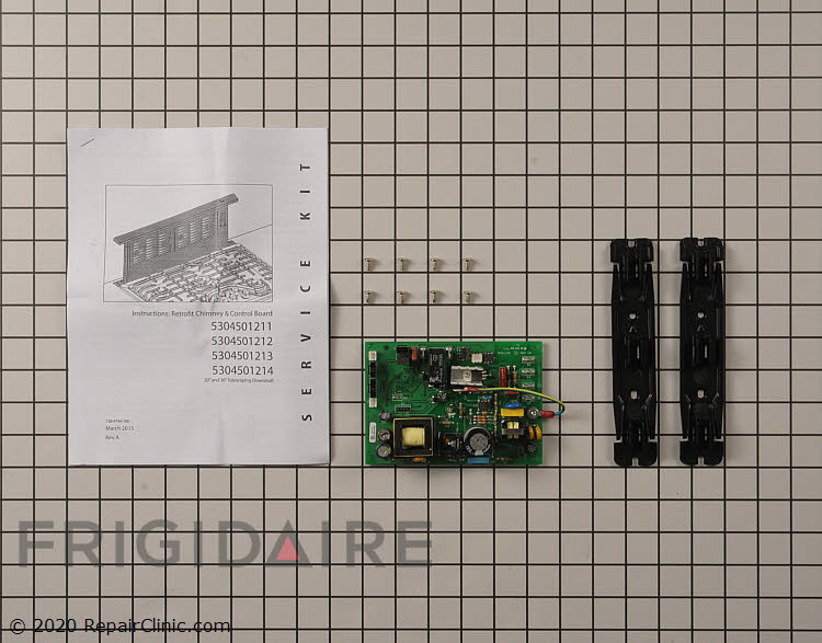 Control Board 5304501210      Alternate Product View