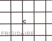 C-Clip - Part # 725462 Mfg Part # 815165