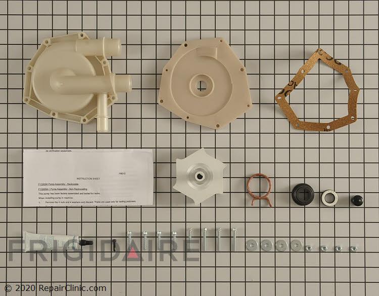 Drain Pump 5303912510 Alternate Product View