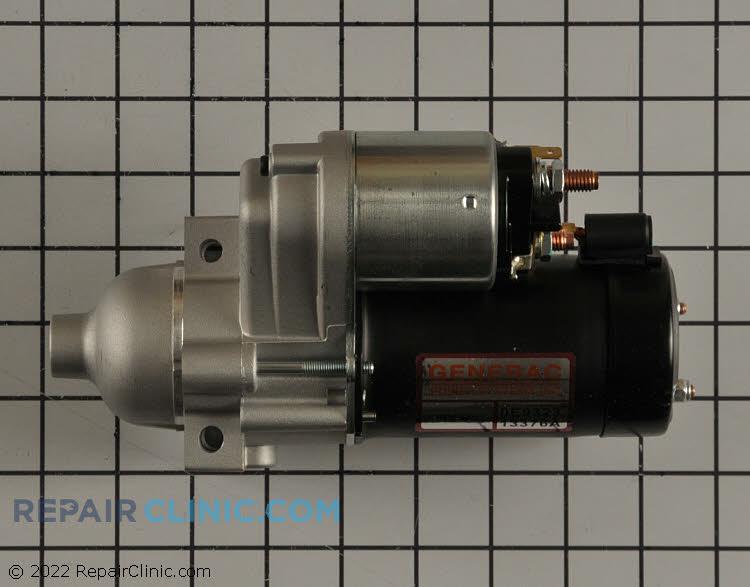Starter motor gear reduced 1kw