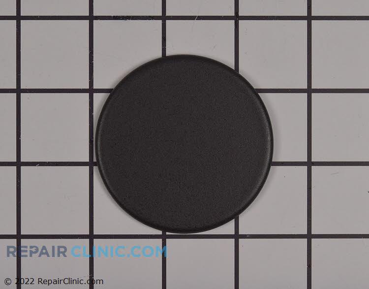 Cap, 14K burner, matte black