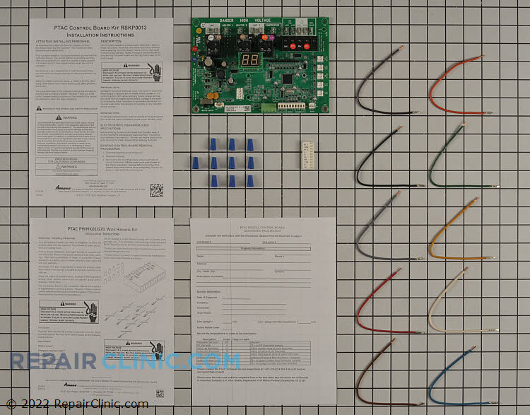 Control Board Kit